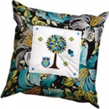 Coussin chouette - 55