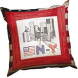 Coussin new-york - 55