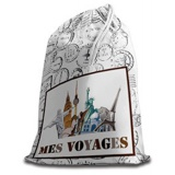 Sac mes voyages sac a chaussures - 55