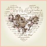 coeur de roses - 55