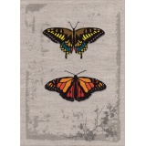 Papillons vintage - 55