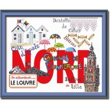Tableau nord  - 55