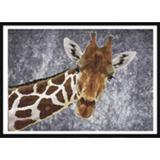Tableau girafe - 55