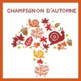 Champignon d'automne - 55