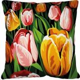 Kit coussin 40/40 Tulipes - 55