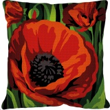 Kit coussin 40/40 Coquelicot - 55