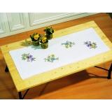 Chemin de table kit brodelia 40/100 - 55