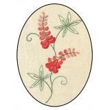 Napperon brodart cb ovale30/40 - 55