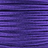 Soutache rayonne violet
