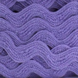 Serpentine coton parme