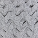 Serpentine coton gris