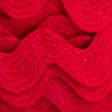 Serpentine coton rouge
