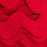 Serpentine coton rouge