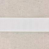 Monte jupe tramé crin 30mm blanc