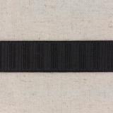 Monte jupe tramé crin 30mm noir