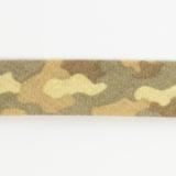 Biais camouflage 36/18 beige