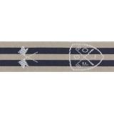 Bretelle 35mm 110cm golf beige - 62