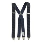 Bretelle tissées qualité sup 35mm noir - 62
