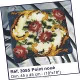 Tapis smyrnalaine en kit 45x45 - 64