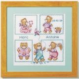 Tableau de naissance 32/32 - 64