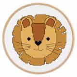 Tableautin petit lion - 64