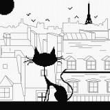 Chat sur les toits - 64