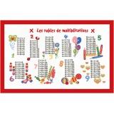 Les multiplications 35/55cm - 64