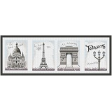 Tableau monuments de paris 12/35 - 64