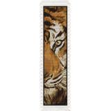 Marque page -tigre 5/22 - 64