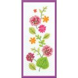 Tableautin 1 frise de fleurs - 64