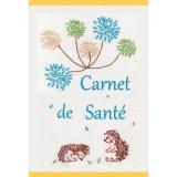 Carnet sante herissons - 64