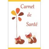 Carnet sante renards - 64