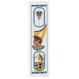 Marque page egyptien - 64