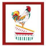 Tableau le coq marvin - 64