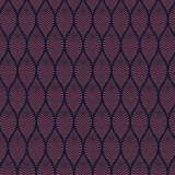 Tissu feuillage violet nuit e - 64