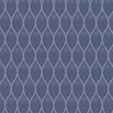 Tissu feuillage ciel marine b1 - 64