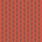 Tissu petales corail - 64