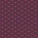 Tissu petales violet - 64
