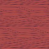 Tissu rayures corail aubergine d - 64