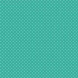 Tissu petite rosace eau turquoise c2 - 64
