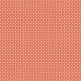 Tissu petite rosace beige corail d2 - 64