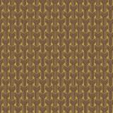 Tissu tresses violet jaune a1 - 64