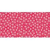 Tissu gamme rouge - 64