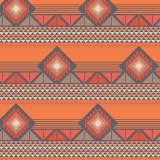 Tissu imprimé gamme azteque multicouleur - 64