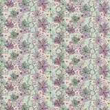 Tissu Bouquet nymphe - 64