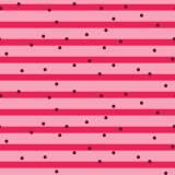 Tissu imprimé gamme confettis grenadine  - 64