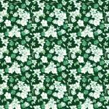 Tissu fleurettes foret - 64