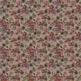 Tissu fleurettes beige - 64