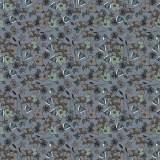Tissu fleurettes parme - 64