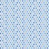 Tissu Oxalis bleuet - 64